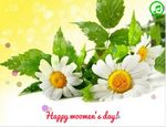 Happy woomen's day!