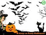 Iti doresc un Scarry Halloween!