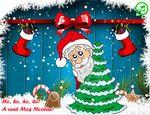 Ho, ho, ho, ho, ho!