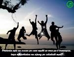 Prietenia este un ocean pe care multi